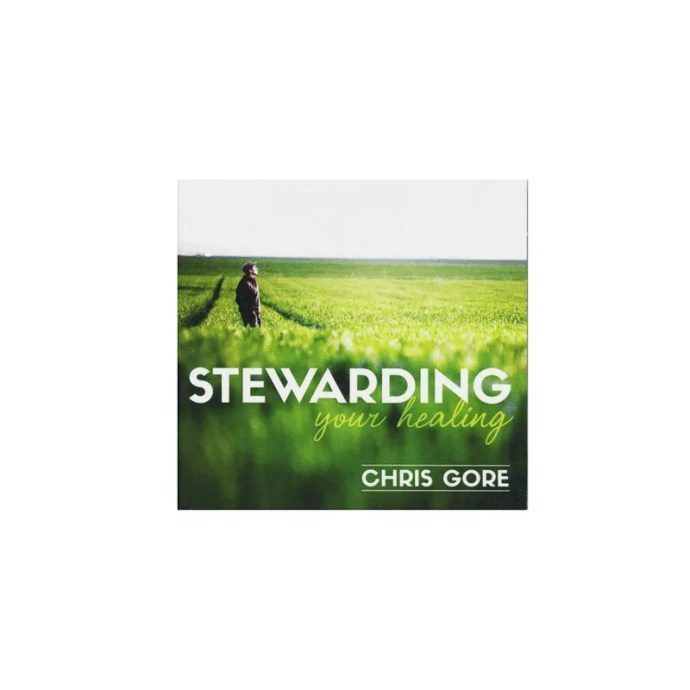 Stewarding Your Healing – Chris Gore