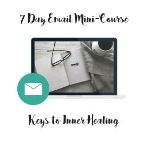 Free inner healing mini-course