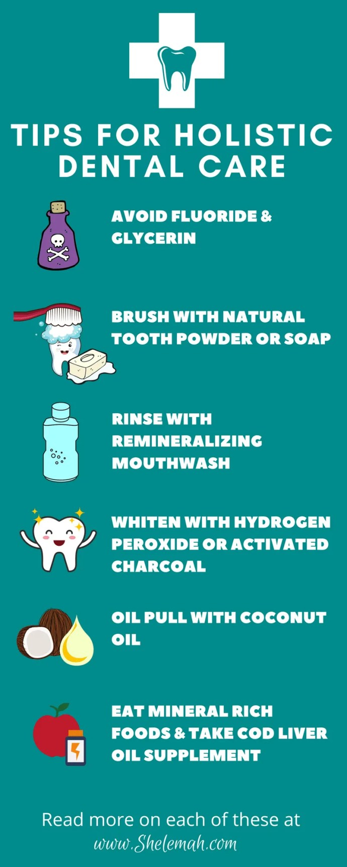 Holistic dental care, natural approaches for healthy teeth #holistic