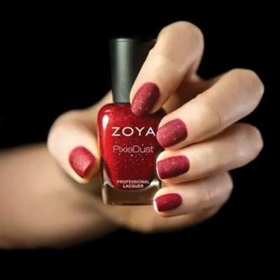 Zoya non-toxic nail polish