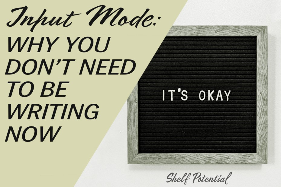 "a letter board displays the word's ""it's okay"""