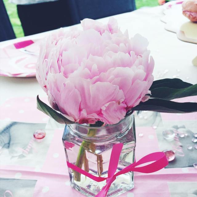 Babyshower Deko happyweekend sunday peonies flowers bloom