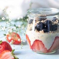 Powerfrühstück | Grundrezept für eine Budwig Creme