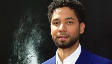 'Empire' actor completes mandated community service at Rainbow PUSH bookstore