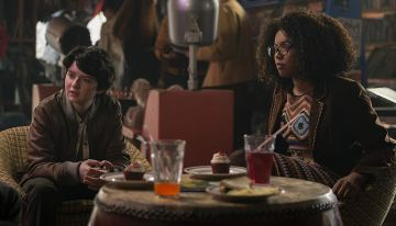 The 'Chilling Adventures of Sabrina' well-read black girl storyline