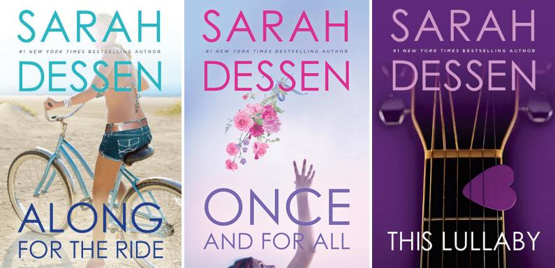 Netflix options 3 Sarah Dessen novels for films