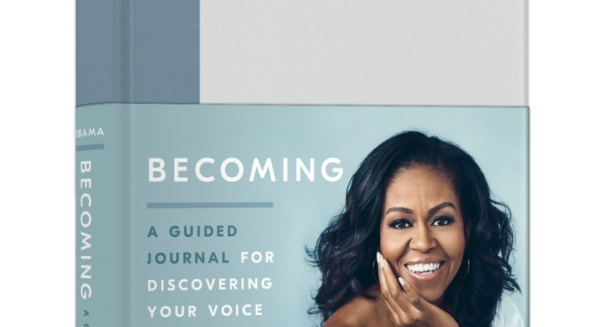 Michelle Obama to continue 'Becoming' success with journal