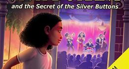 Book Review: 'Viva Durant and The Secret of the Silver Buttons' by Ashli St. Armant