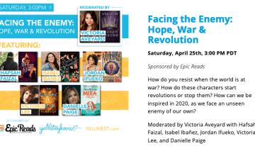 YallStayHome's Facing the Enemy: Hope, War & Revolution