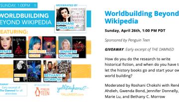 YallStayHome's Worldbuilding Beyond Wikipedia