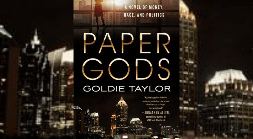 'Paper Gods' Author Goldie Taylor Shares Inspiring Words After Book Picked Up for TV