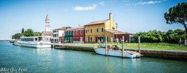 Venedig - Murano-Burano-sunset-69
