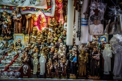 St. Antoniusse in allen Größen und Variationen...