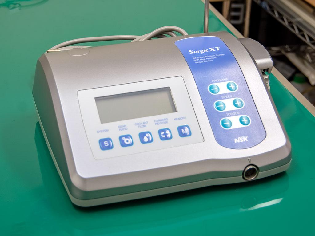 シェル動物病院 マイクロハイスピードドリルシステム