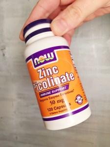 Zinc-Picolinate