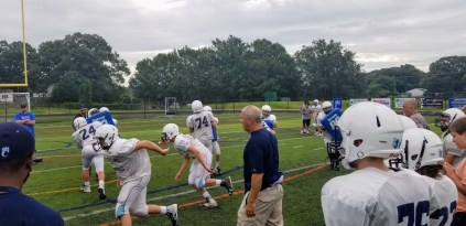 Chesapeake practice 2