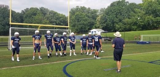 chesapeake practice 9