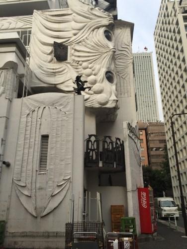 Random intriguing architecture found around town.