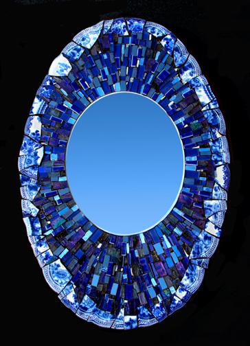 Mosaic Mirrors Amp Boxes Shell Designs