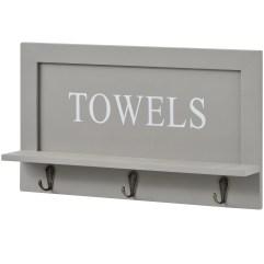 Towels Hooks, £15