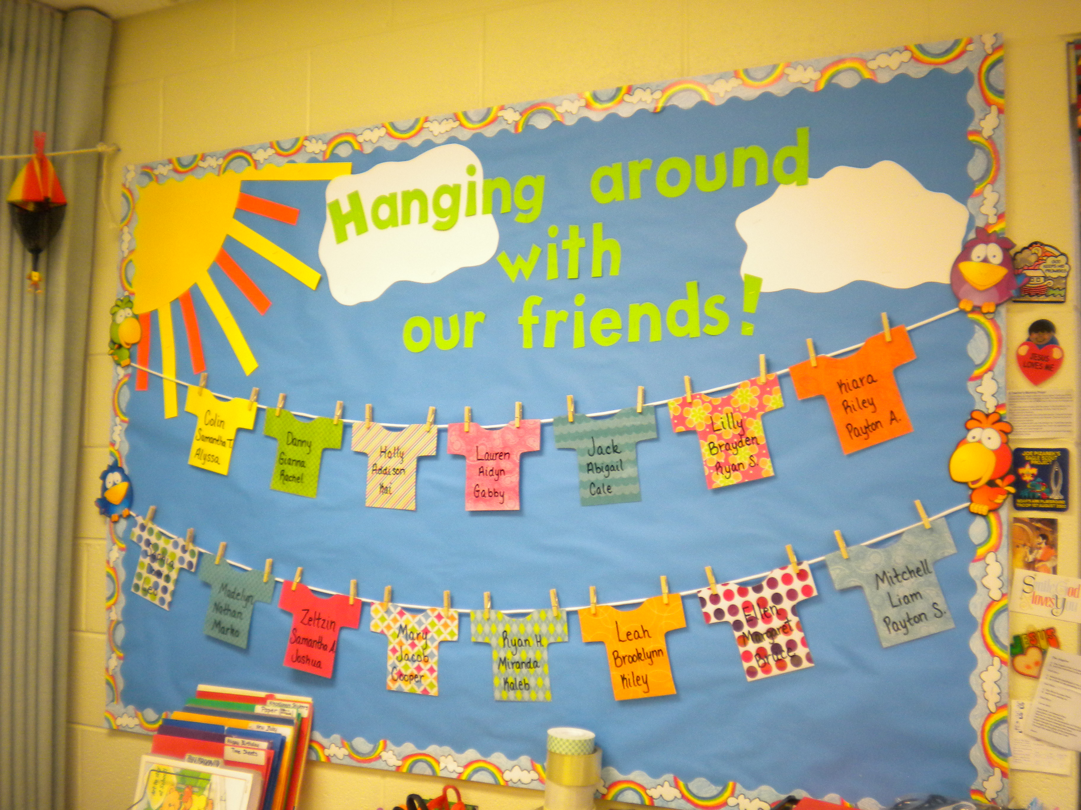Bunches Of Bulletin Boards