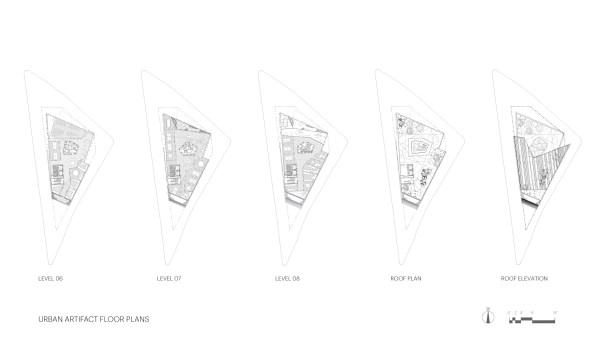 URBAN ARTIFACT_Level 06 - Roof