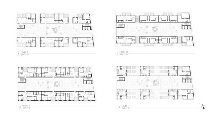 Housing_Typical Floor Plans