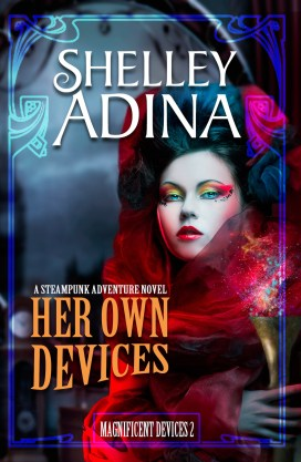 Shelley Adina - Her Own Devices