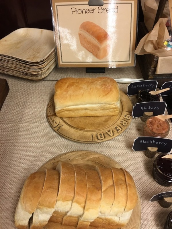 New Beginnings Press Forward With A Steadfastness in Christ homemade bread