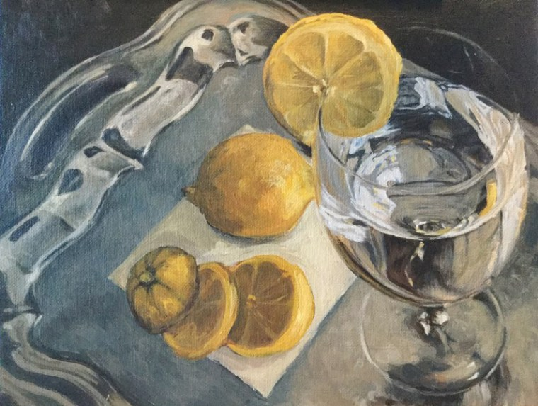 """Lemon Water"" 