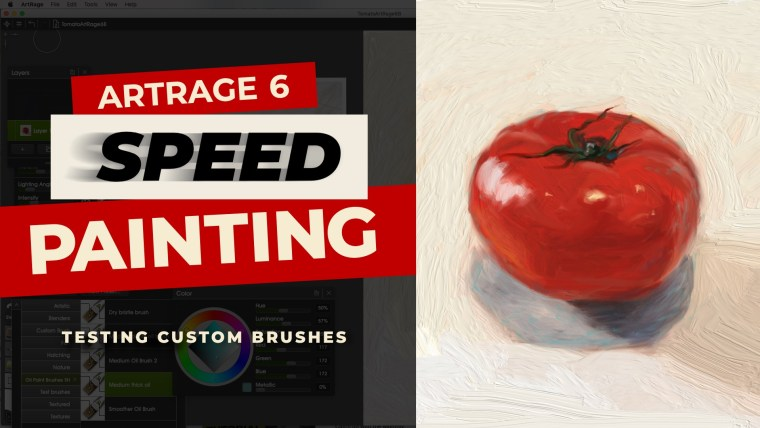 speed painting thumbnail