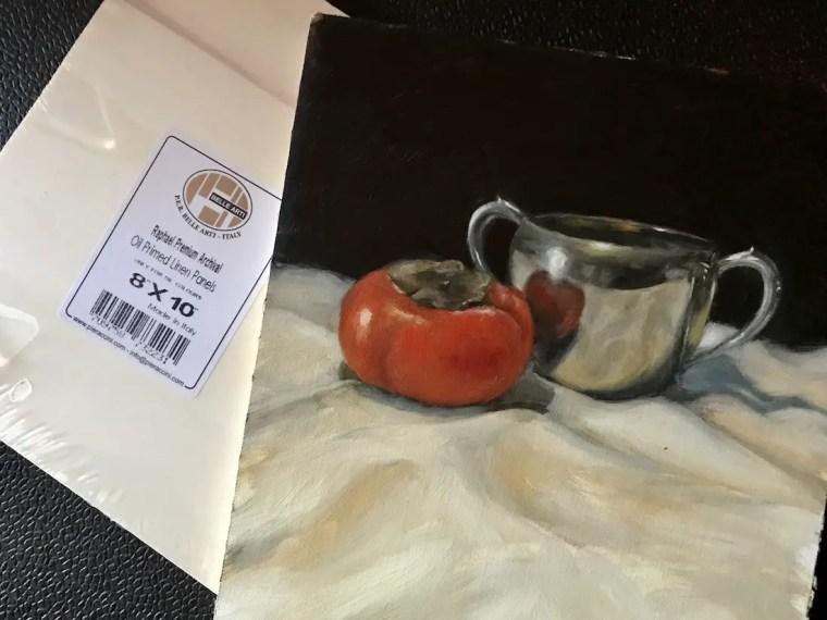 Oil Primed Linen Canvas