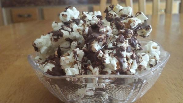 Chocolate Covered Boom Chicka Popcorn