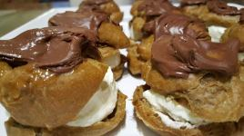 Tiramasu Cream Puffs
