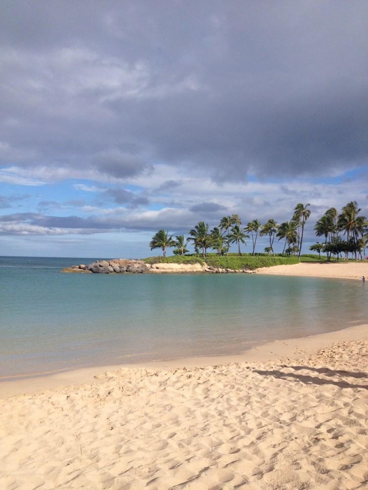 Ko Olina beach (Photo by Shelley Kassian)