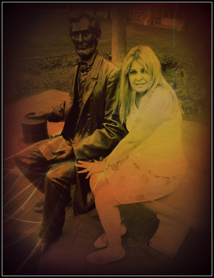 Pres Lincoln and Shelley
