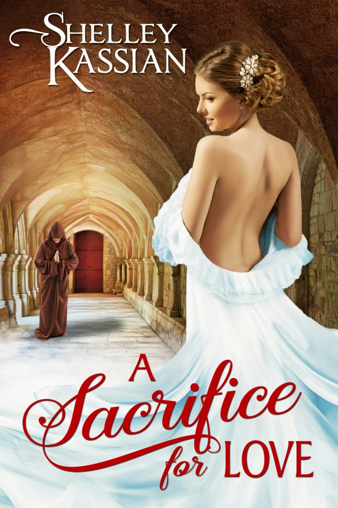 Book Cover: A Sacrifice for Love