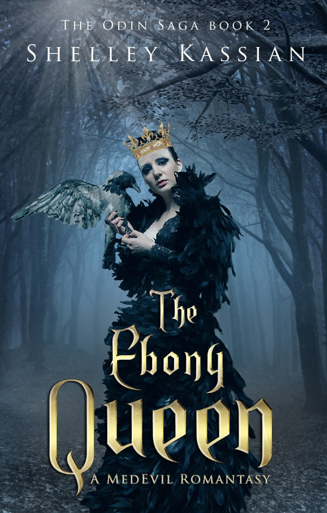 Book Cover: The Ebony Queen