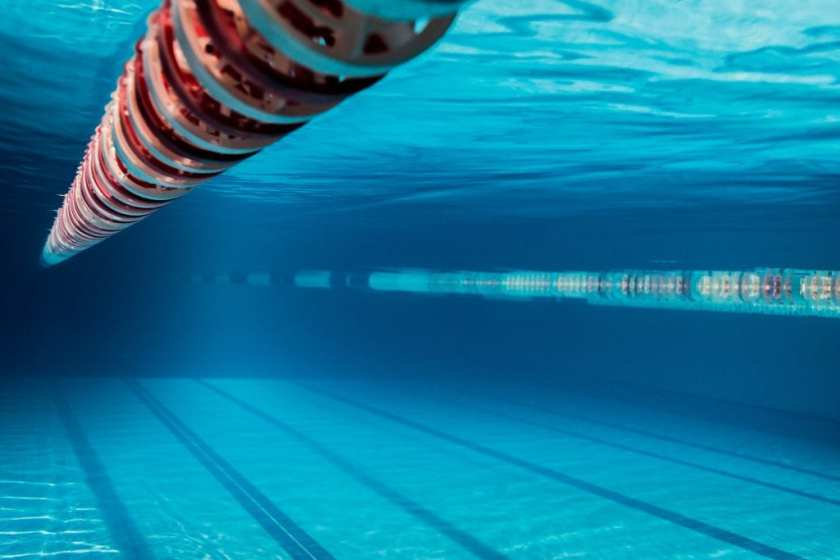 Lifeline swimming pool