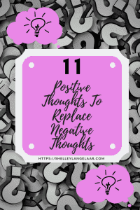 Healthy positive thinking