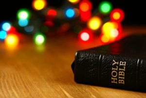 The birth of Christ scripture Writing plan