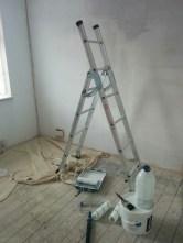 Bedroom in Progress