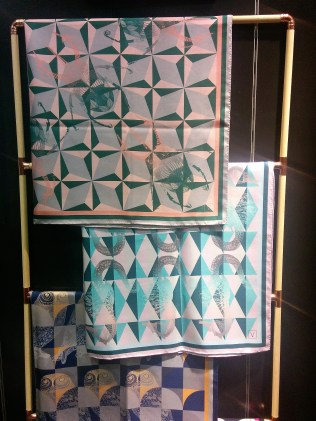Silk Scarves by Volpine