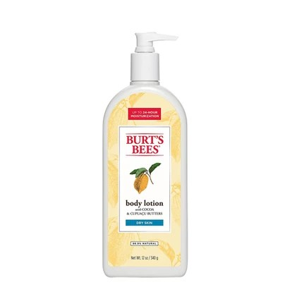 Burt's Bees Cocoa and Cupuacu Butters Body Lotion