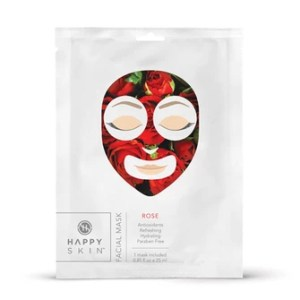 Happy Skin Rejuventating Facial Sheet Mask