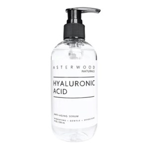 Hyaluronic Acid Serum by Asterwood Naturals