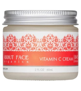 Vitamin C Cream by About Face Organics