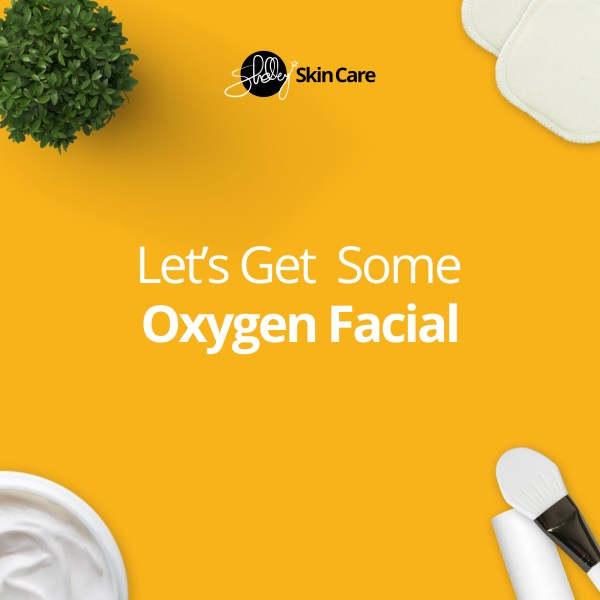 at home Oxygen facial kit