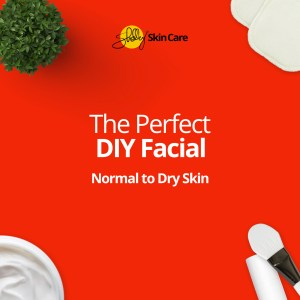 at home facial kit for dry aging skin