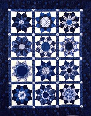 A Blue Bouquet for Barbara Jean